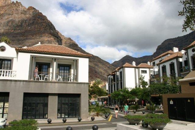 Appartementen Las Mozas