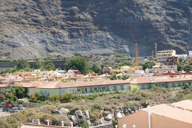 Appartementen Baia del Secreto - uitzicht