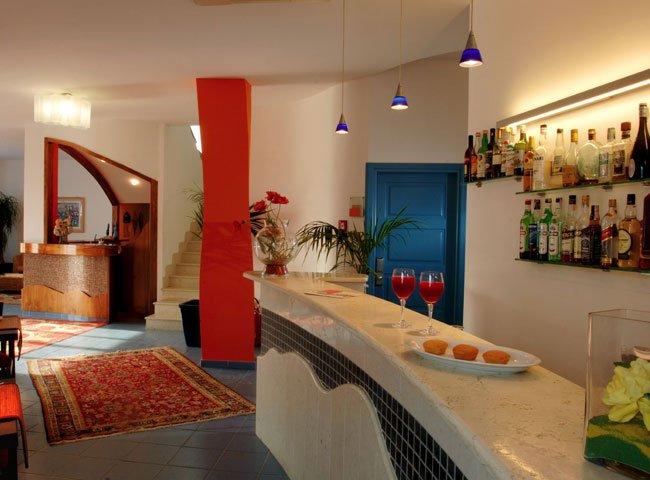 Hotel La Battigia - receptie