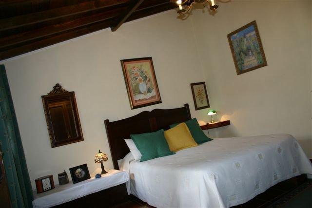 Casita El Cango - slaapkamer