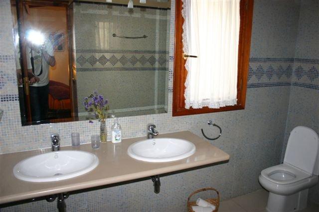 Villa Adeje - badkamer