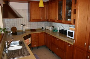 Villa Adeje - keuken
