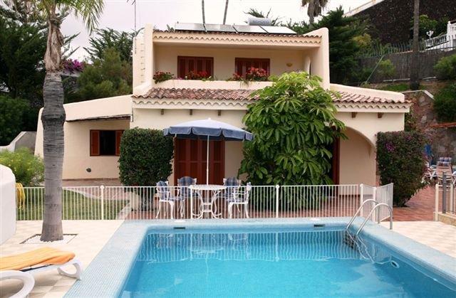 Villa Adeje - zwembad