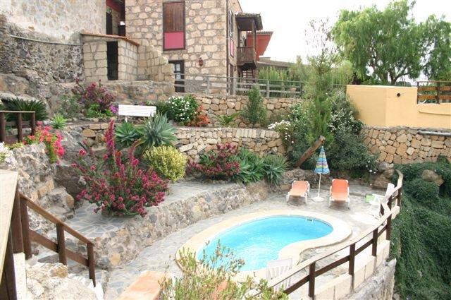 Casita La Cuadra - zwembad