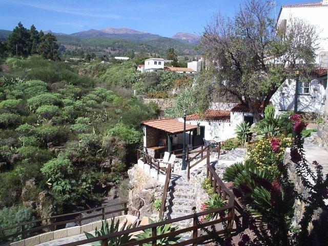 Casita La Cuadra - uitzicht