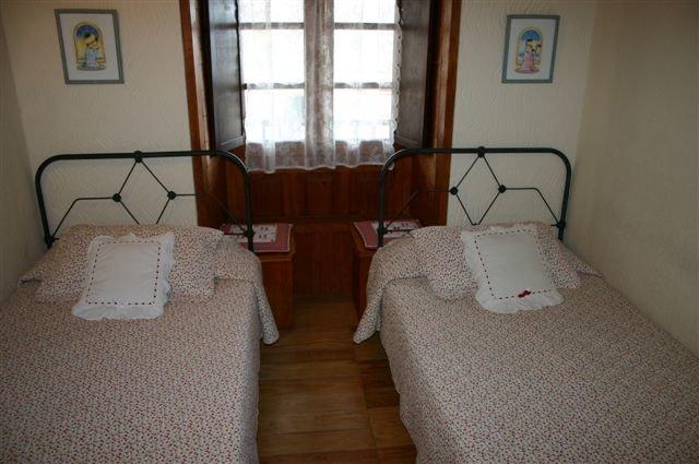 Casita Granero - slaapkamer
