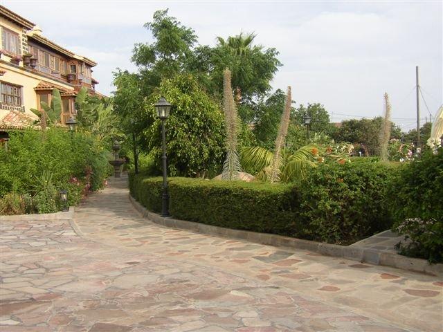Hotel El Nogal - tuin