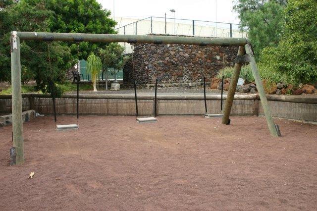 Appartementen Casas de Piedra - speeltuin