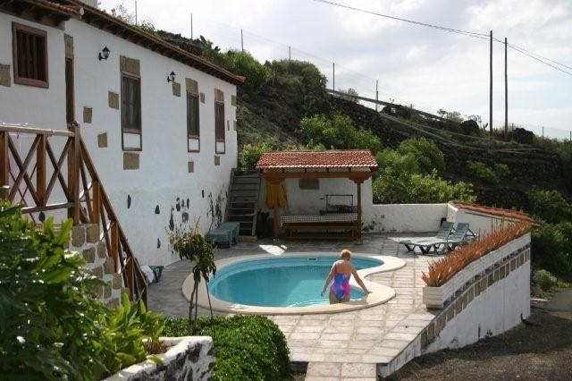 Casita Las Dulces - zwembad