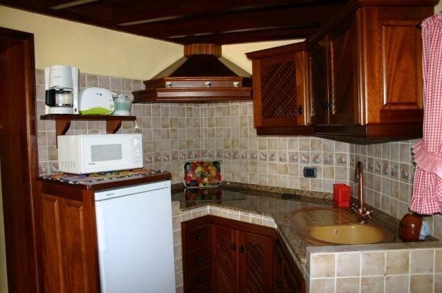 Casita Morro Catana - keuken
