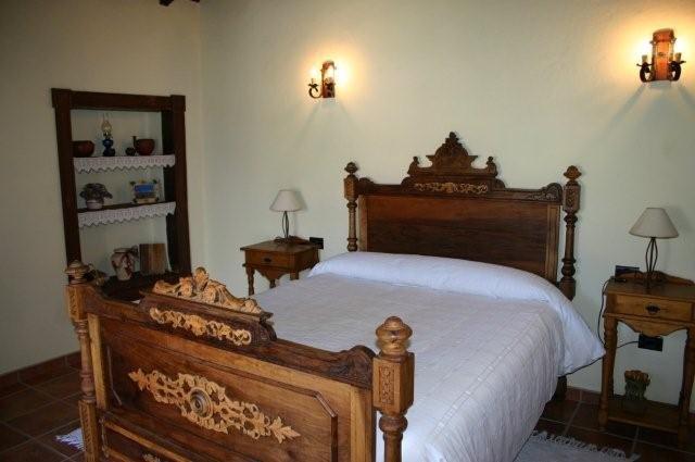 Casita La Vistita - slaapkamer