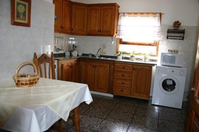 Casita La Vistita - keuken
