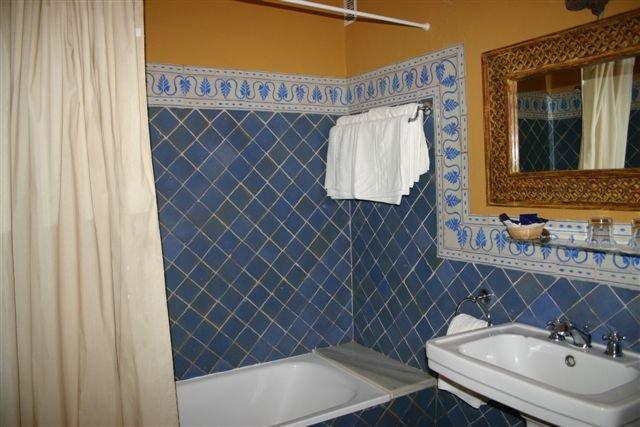 Appartementen El Patio de Tita - badkamer