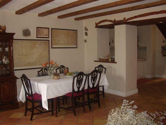Appartementen El Patio de Tita - eetgedeelte