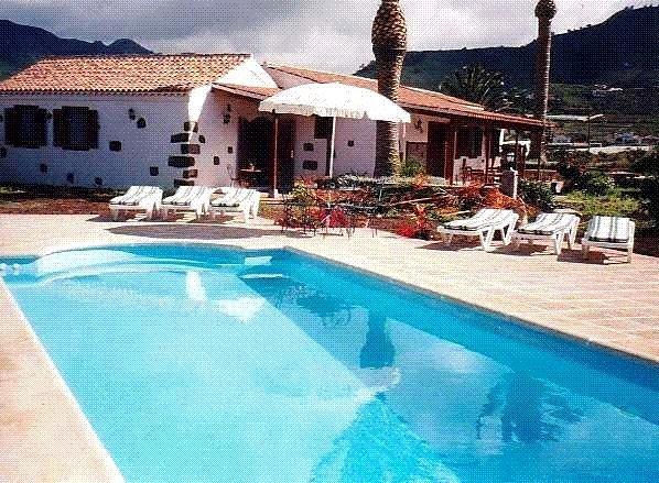 Casita El Picacho - zwembad