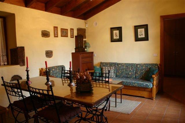 Casita El Picacho - woonkamer