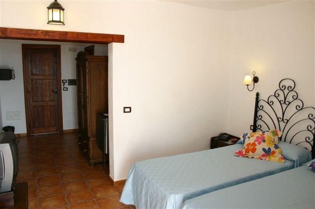 Hotel El Navio - hotelkamer