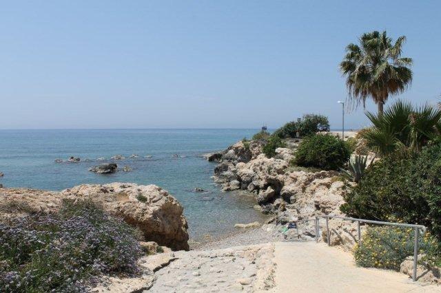 Appartementen Rododafni - toegang tot de zee
