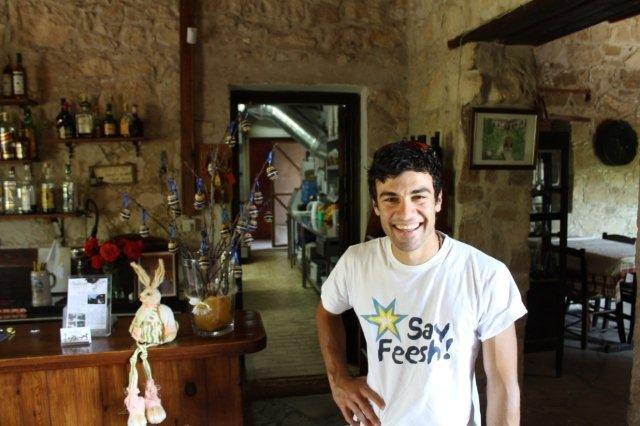 Hotel Vasilias Nikoklis Inn - hotel eigenaar
