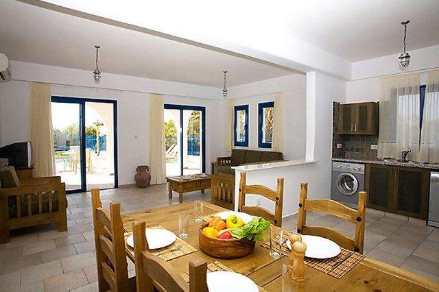 Villa Azzurro - keuken