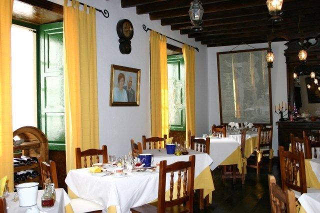 Hotel Senderos de Abona - eetzaal