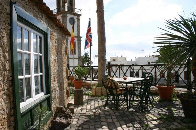 Hotel Senderos de Abona - terras