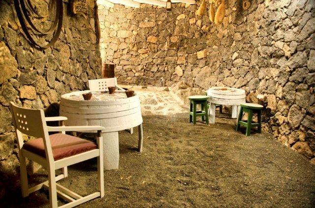 Casita Los Olivos - wijnkelder