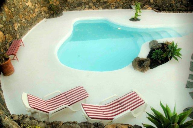 Casita Los Olivos - zwembad