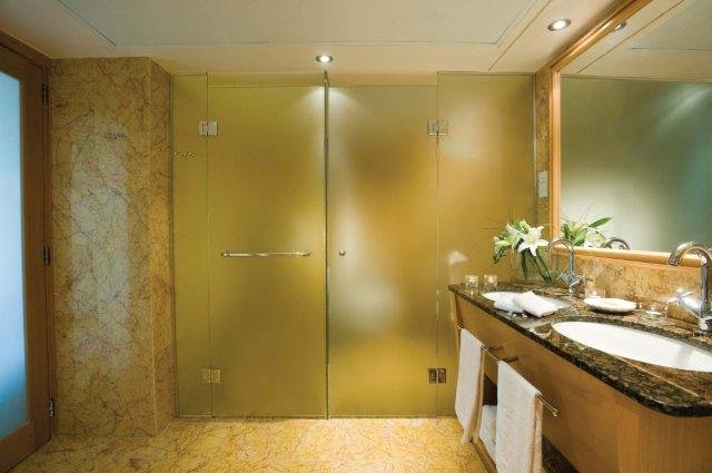 Hotel Asimina suites - badkamer
