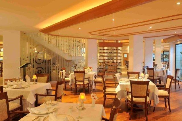 Hotel Asimina suites - a la carte restaurant