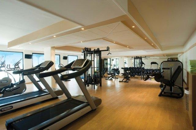 Hotel Asimina suites - fitness