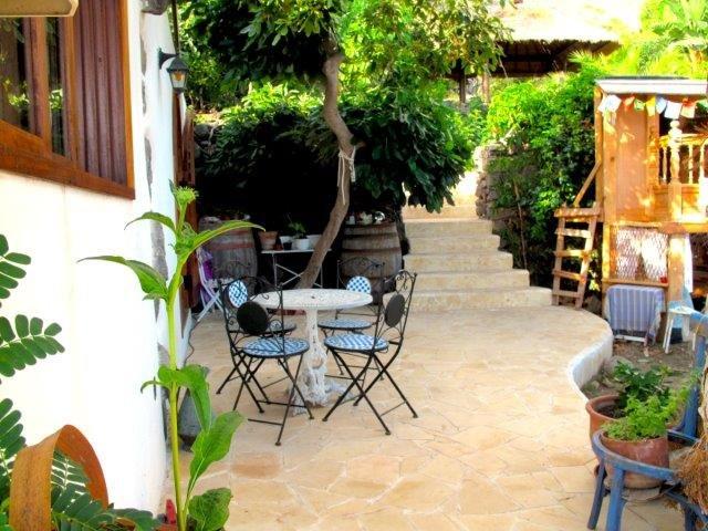 Villa Vanagand - terras