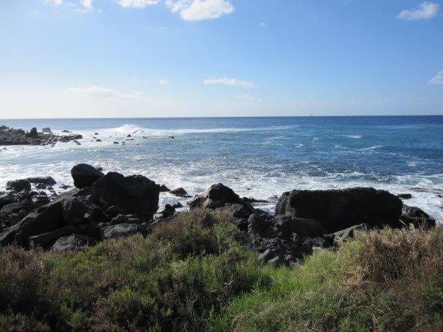 Appatementen Tarajales - uitzicht