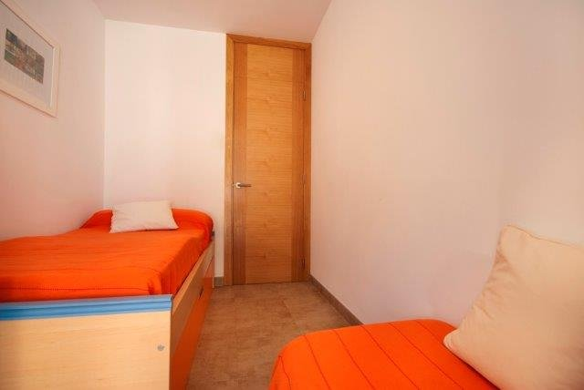Appartementen Cala Molins - slaapkamer