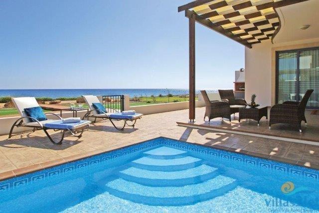 Villa Elizabeth - zwembad