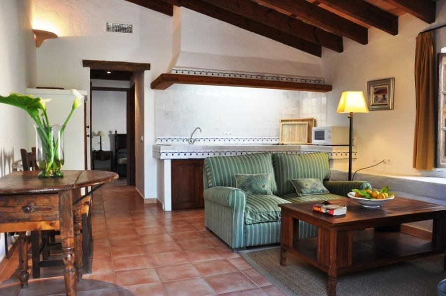 Hotel Rural Siurana - casita