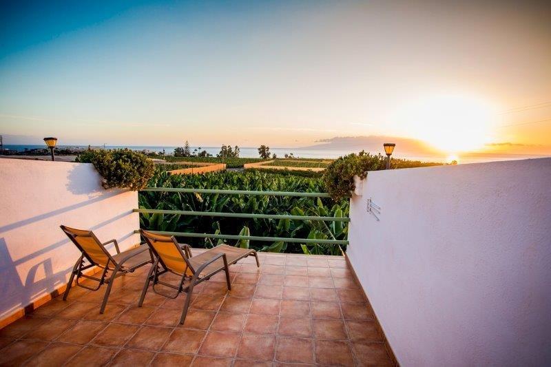 Hotel El Navio - balkon