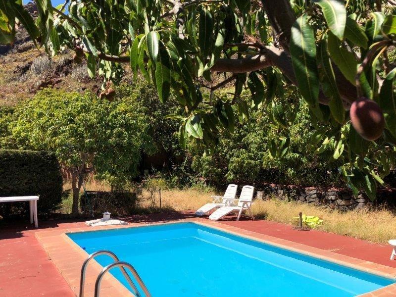 Casita Dos Barrancos - zwembad