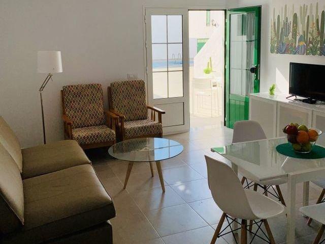 Appartementen Zalabar - woonkamer