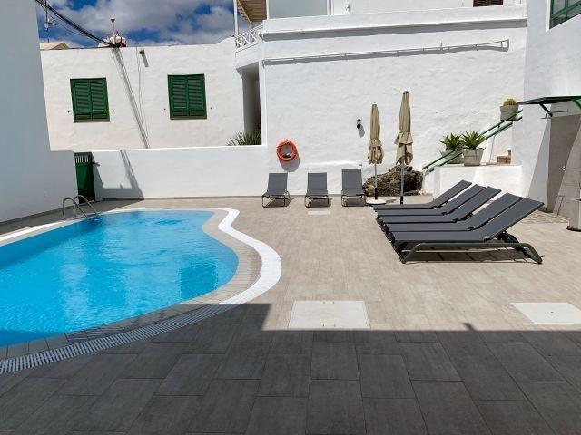 Appartementen Zalabar - zwembad